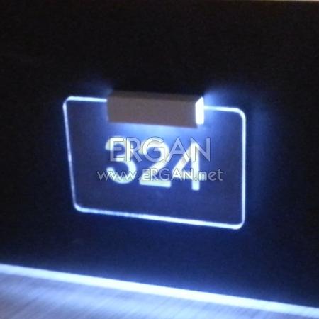 Işıklı Kapı Numarası