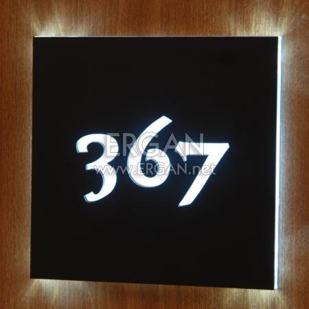 Işıklı Oda Numarası