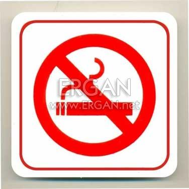 Sigara İçilmez Uyarı İşareti