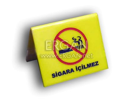 Sigara İçilmez Uyarı Masalığı