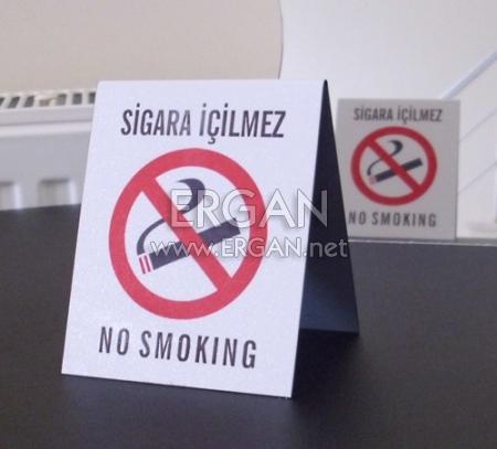 Çift Taraflı Sigara İçilmez